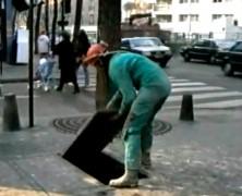 Plongées sous Paris 1993
