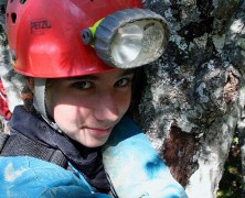 Vercors 2008, Grotte de la Tuire…